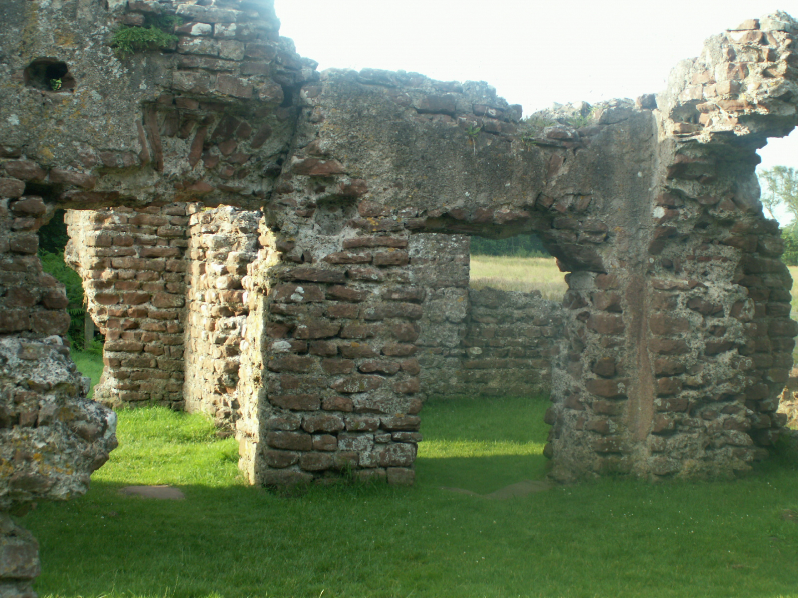 ©2020 Face of Grace Project Roman bathhouse ruins, Ravenglass, England