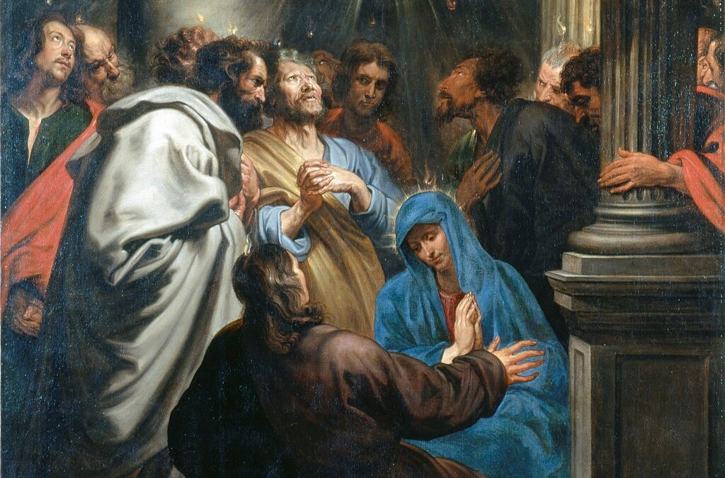 The Pentecost of the heart