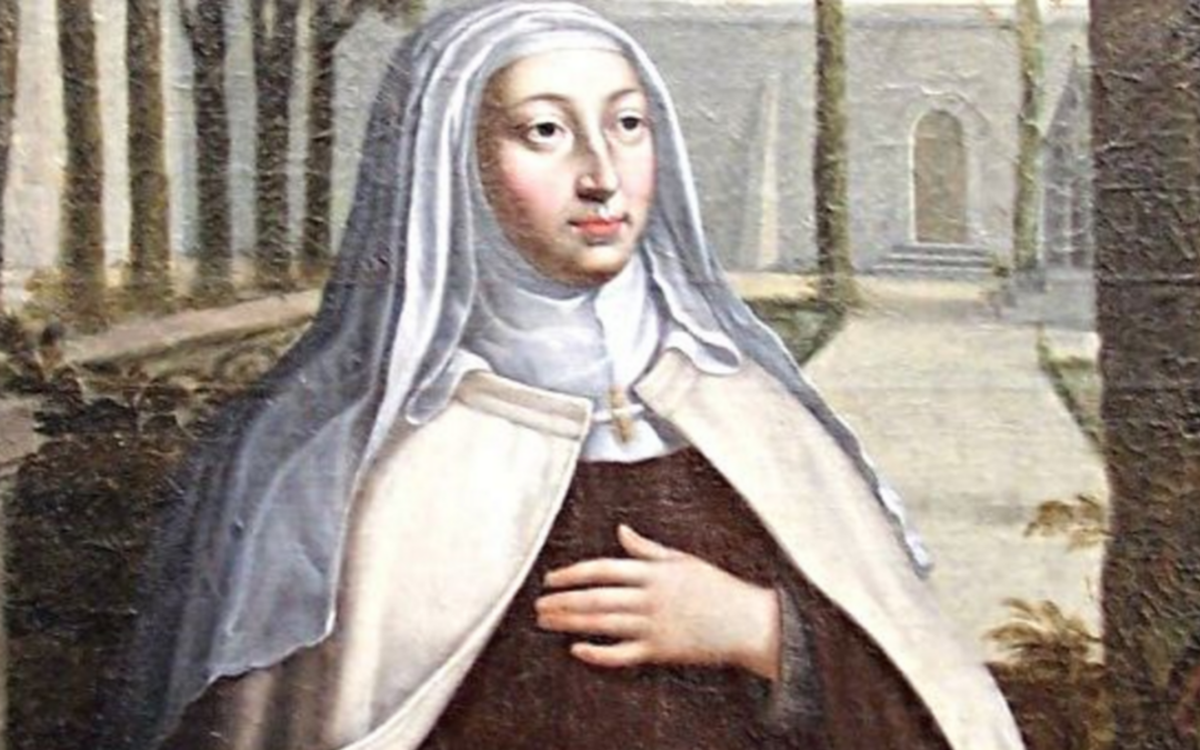 Blessed Marie of the Incarnation: a saint for our times