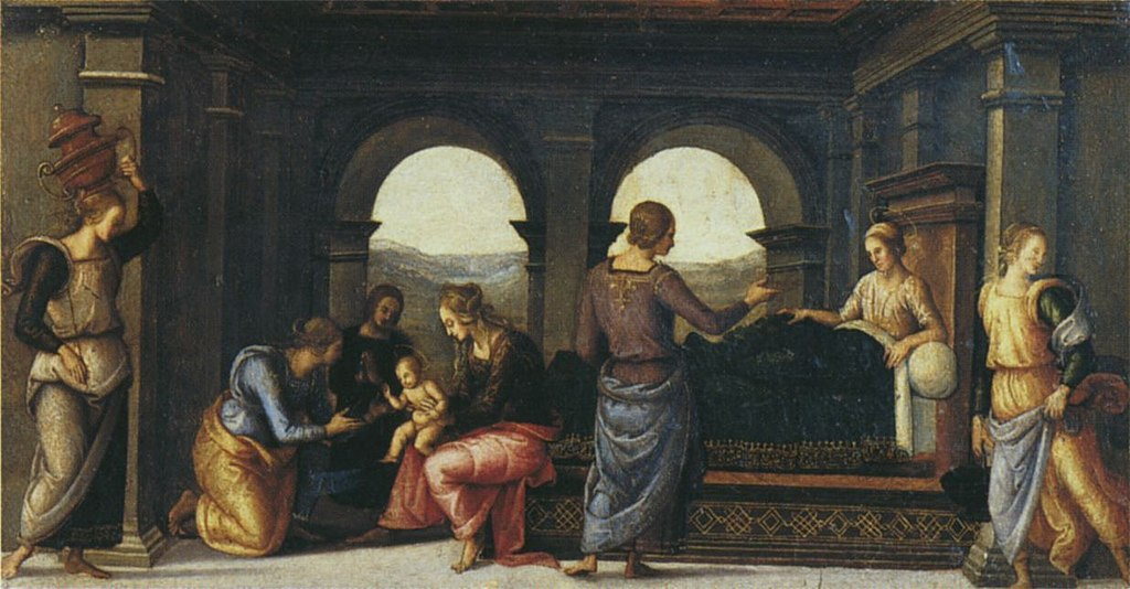 Insignificant: the nativity of Mary