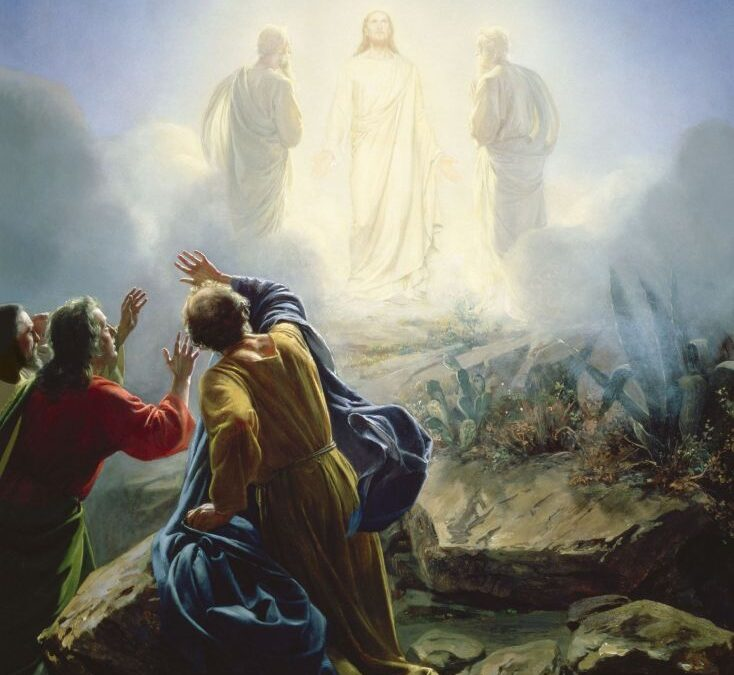 Transfiguration: awakening souls to Grace