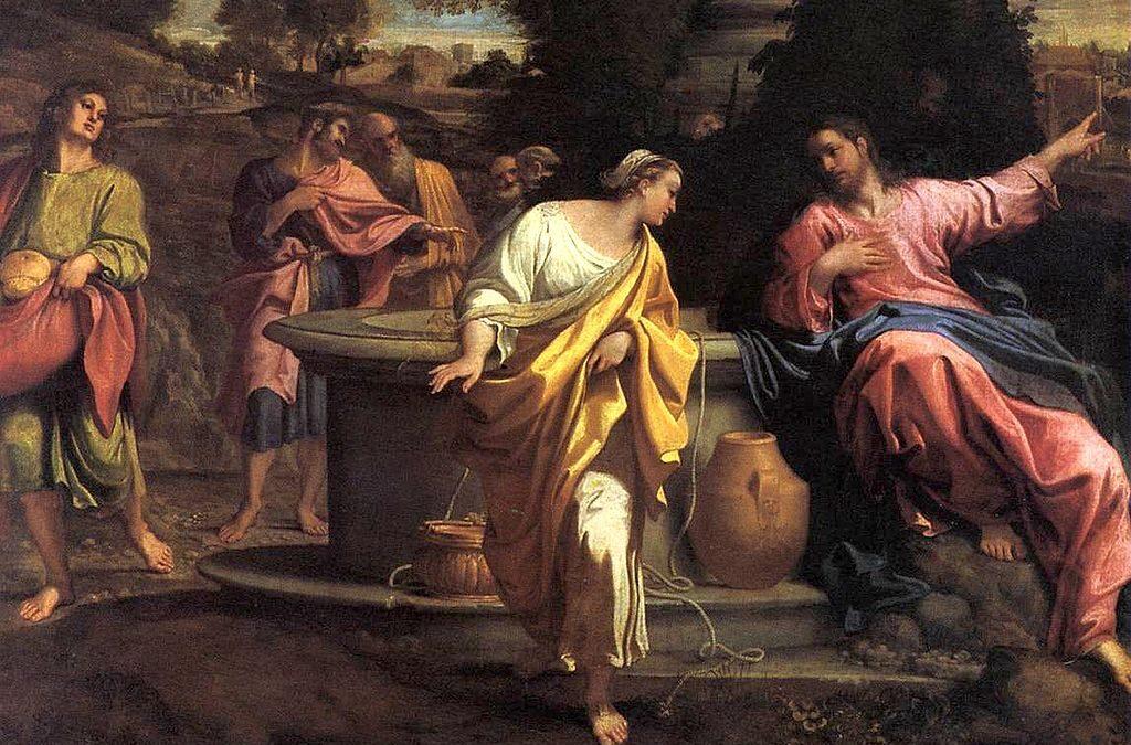 Angels, Samaritans, and conversion